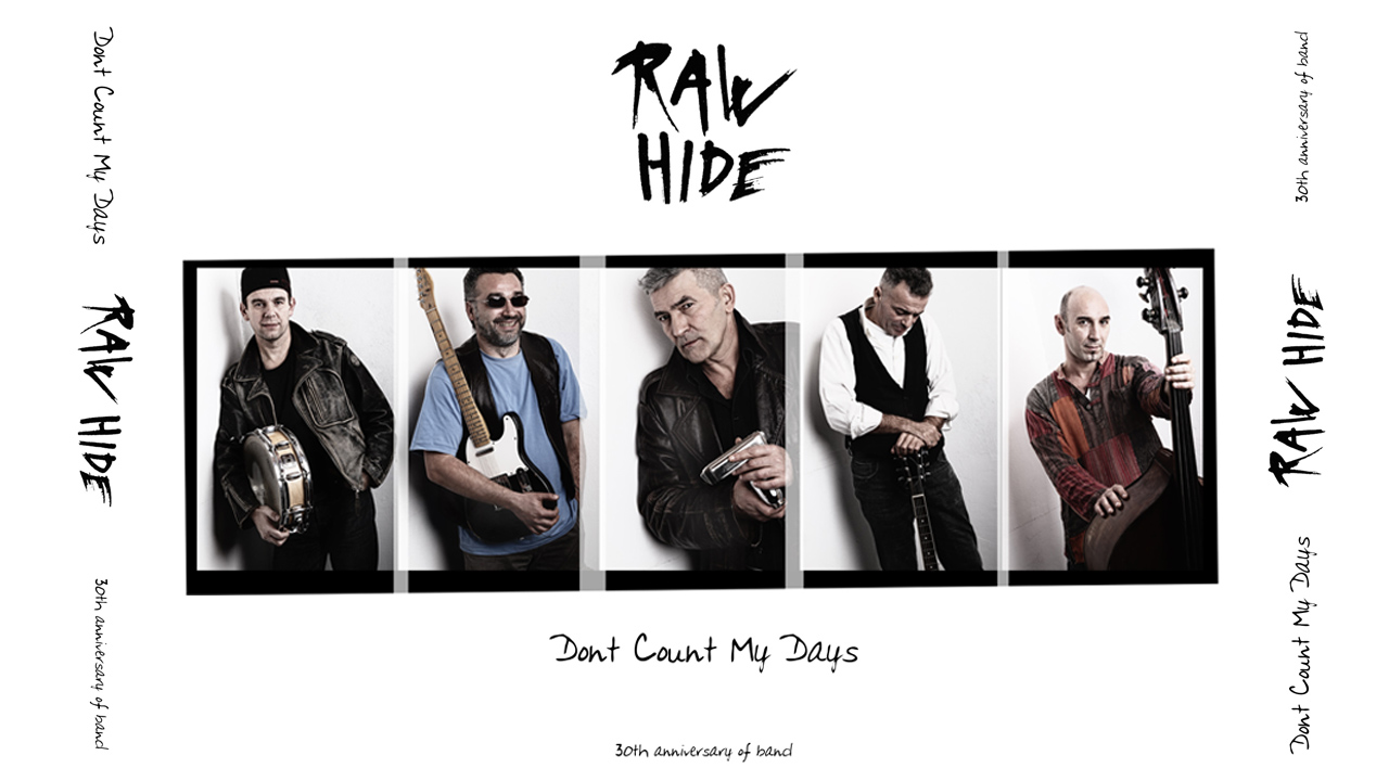 02 raw hide dont count my days
