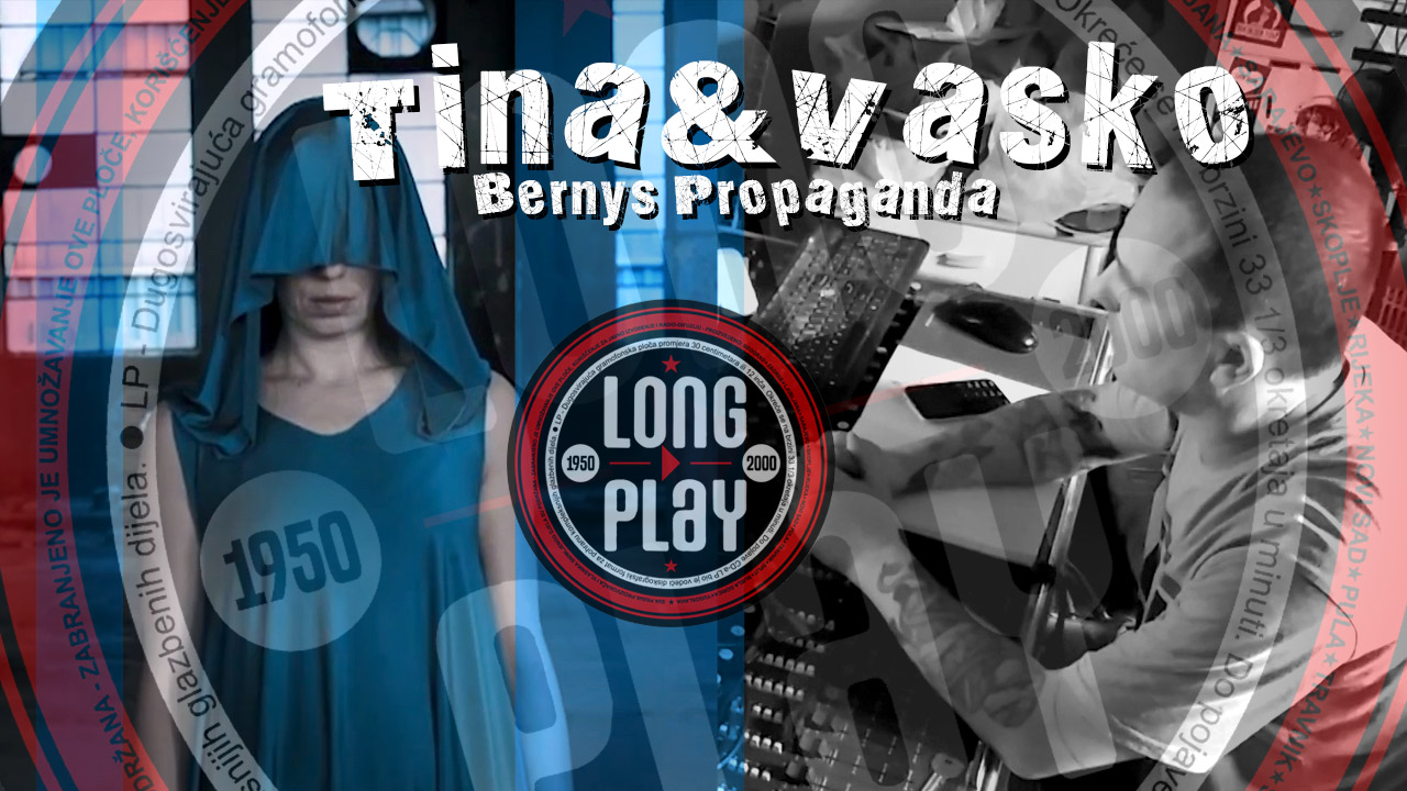 12 LP Bernys Propaganda